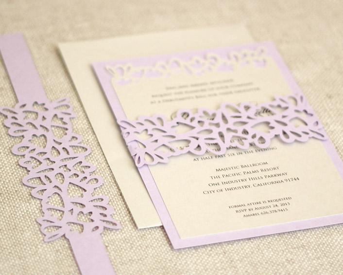 Laser Wedding Invitations was perfect invitation example